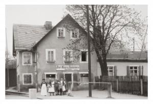 Ansicht um 1939